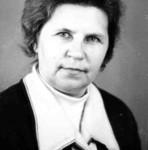И. Овчинникова – первый завуч